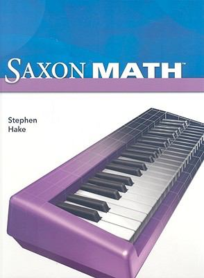 Saxon Math: Intermediate 4-Text Only