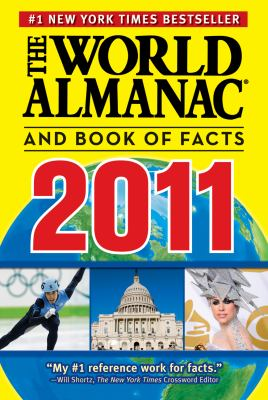 The World Almanac and Book of Facts 2011