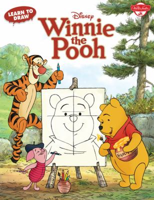 Learn to Draw Winnie the Pooh: Featuring Tigger, Eeyore, Piglet, and other favorite characters of the Hundred Acre Wood! (Licensed Learn to Draw)