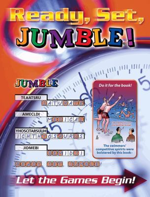 Ready, Set, Jumble!: Let the Games Begin