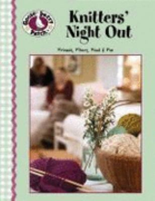 Gooseberry Patch Knitter's Night Out