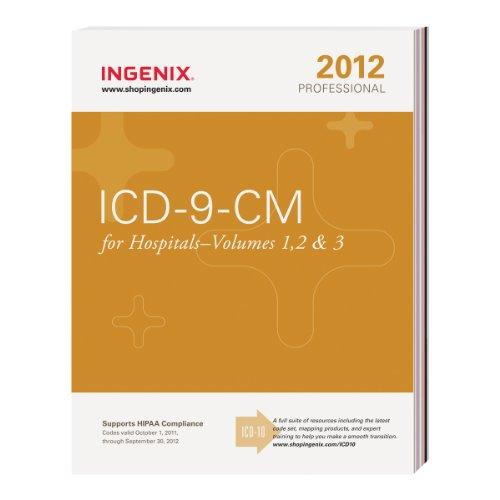 ICD-9-CM Professional for Hospitals, Vol. 1, 2 & 3