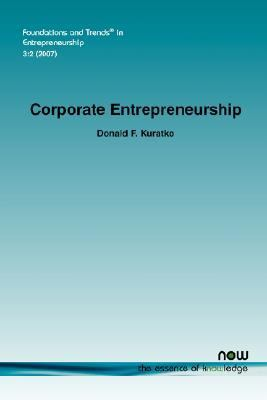 Corporate Entrepreneurship