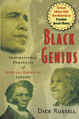 Black Genius: Inspirational Portraits of African-American Leaders - Russell, Dick, Poussaint, Alvin F. pdf epub