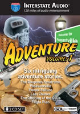 Interstate Audio- Adventure Volume 1