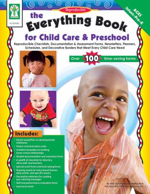 Everything Book for Child Care and Preschool