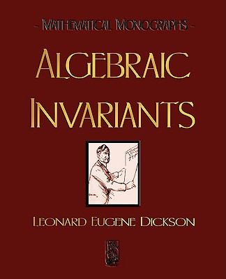 Algebraic Invariants