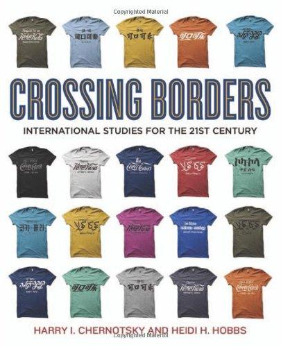 Crossing Borders: International Studies for the 21st Century