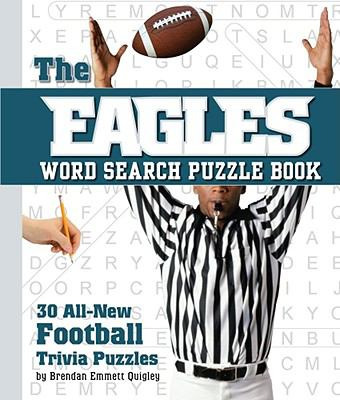 Eagles Word Search : 30 All New Football Trivia Puzzles