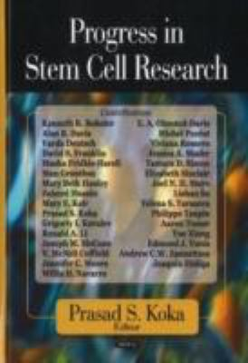 Progress in Stem Cell Research
