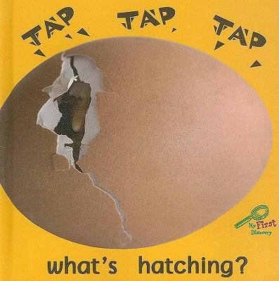 Tap, Tap, Tap... What's Hatching?