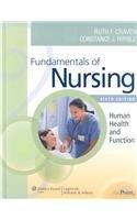 Fundamentals of Nursing: Human Health and Function 6e + Lippincott's Video Series: Nursing Procedures, Student Set on CD-ROM