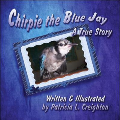 Chirpie The Blue Jay