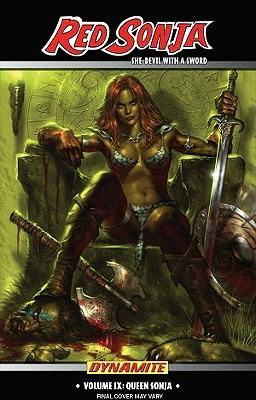 Red Sonja Volume 9: Queen Sonja HC : Queen Sonja HC