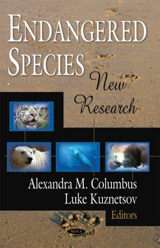 Endangered Species: New Research