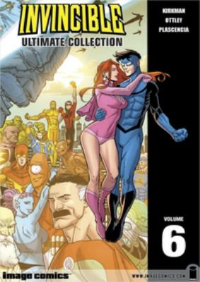 Invincible Ultimate Collection Volume 6 HC