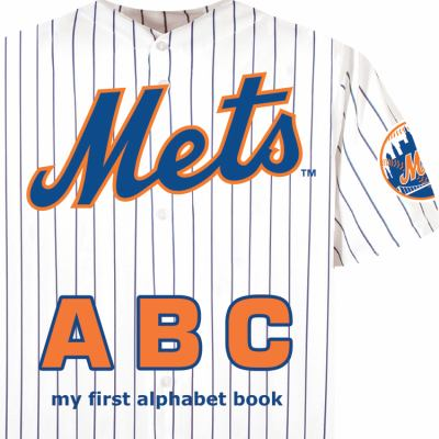 New York Mets ABC my first alphabet book