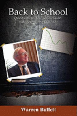 Back To School - Buffett, Warren pdf epub
