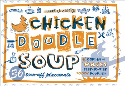 Chicken Doodle Soup (Placemats)