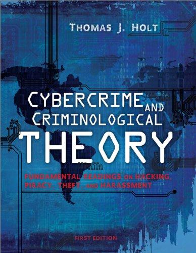Cybercrime and Criminological Theory: Fundamental Readings on Hacking, Piracy, Theft, and Harassment