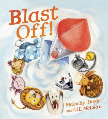 QED Storytime - Blast Off