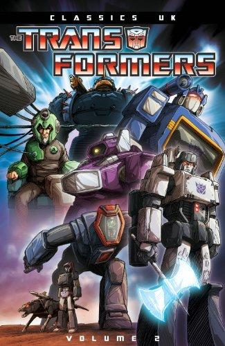 Transformers Classics UK Volume 2 (The Transformers Classics)