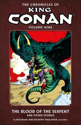 Chronicles of King Conan Volume 9