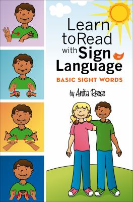 Learn to Read with Sign Language : Basic Sight Words