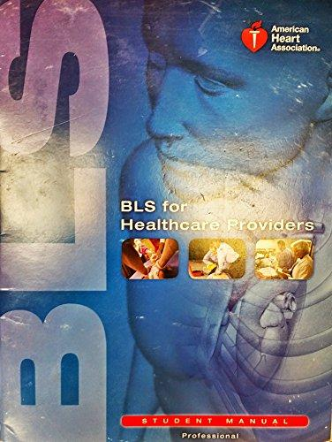 BLS for Healthcare Providers (Student Manual)