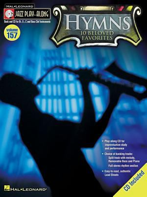 Hymns - Jazz Play-Along Volume 157 (Cd/Pkg)