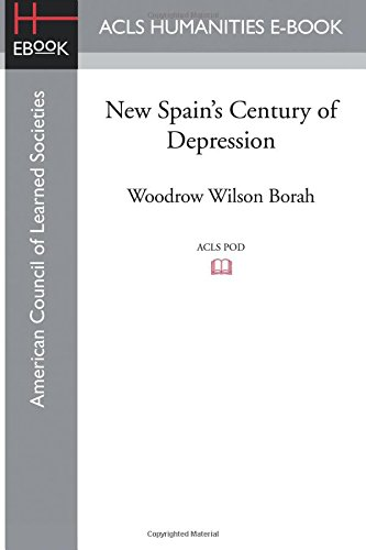 New Spain's Century of Depression