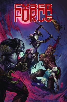 Cyber Force: Rebirth Volume 2 TP : Rebirth Volume 2 TP