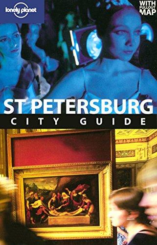 Lonely Planet St Petersburg (City Guide)