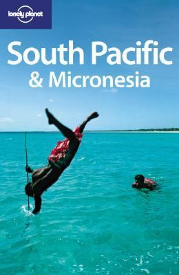 Lonely Planet South Pacific Micronesia