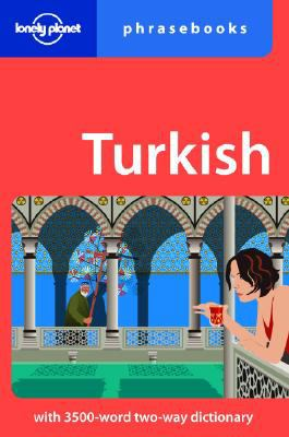 Lonely Planet: Turkish Phrasebook, 4th Edition