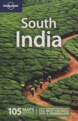 South India (Lonely Planet Regional Guide)