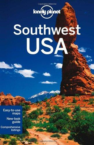 Lonely Planet Southwest USA (Travel Guide)