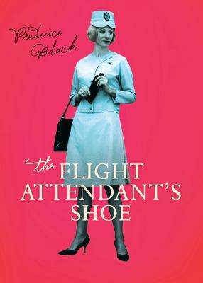 Flight Attendant's Shoe