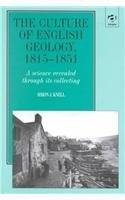 The Culture of English Geology, 1815-1851