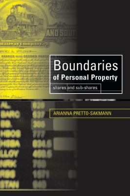 Boundaries Of Personal Property Law Shares And Sub-Shares