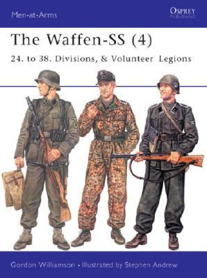Waffen-SS (4) 24. To 38. Divisions, & Volunteer Legions