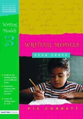 Writing Models - Year 3