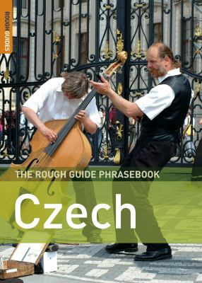 Rough Guide Czech Phasebook