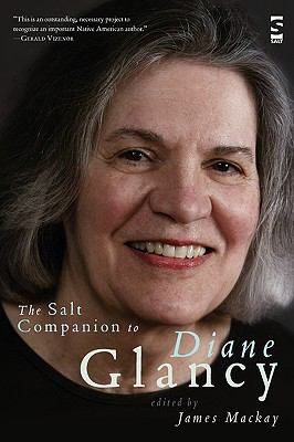 The Salt Companion to Diane Glancy (Salt Companions to Poetry)