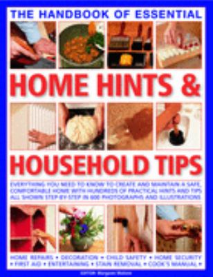 Handbook of Essential Home Hints and Household Tips
