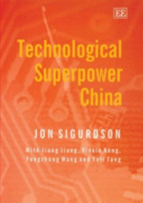 Technological Superpower China