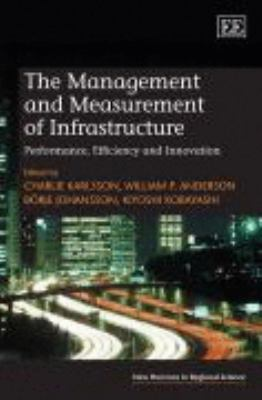 Management and Measurement of Infrastructure Performance Efficiency and Innovation