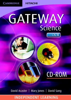Cambridge Gateway Sciences Science Independent Learning CD-ROM