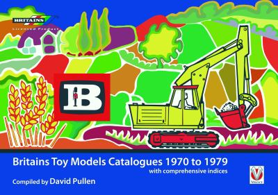 Britains Toy Model Catalogues 1970-1979