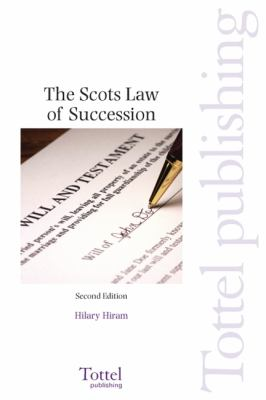 Scots Law of Succession